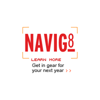 Navig8 Learn More: Get in gear for your next year